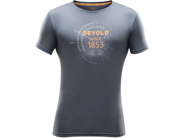 Devold Compass Tee Men castlerock